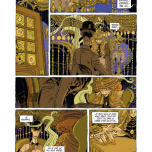 Chambre Obscure Tome 1 – Cyril Bonin – Éditions Dargaud – E.O. 2010 –