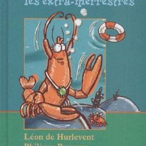 Albertine et les extra-merrestres – Léon de Hurlevent & Philippe Bucamp – Père Castor Flammarion –