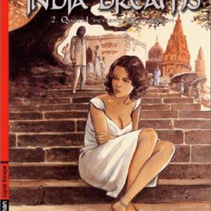 India Dreams Tome 2 : quand revient la mousson – Maryse et & Jean-François Charles – Ligne rouge – Casterman – E.O. 2003