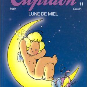 Cupidon Tome 11 : Lune de miel – Malik & Cauvin – Dupuis –