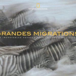 Grandes migrations – Les incroyables voyages pour la survie de l'espèce – National Géographic –