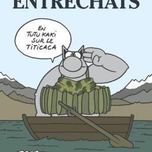 Entrechats – Philippe Geluck – Best of – Casterman –