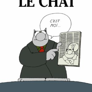 Le chat – Philippe Geluck – Casterman –