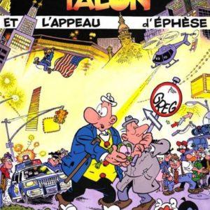 Achille Talon et l'appeau d'Éphèse – Greg – Éditions Dargaud -1991 –
