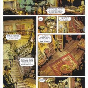 La Croix de Cazenac – L'intégrale du cycle du loup – Pierre Boisserie & Éric Stalner – Editions France Loisirs – Dargaud – 2006 –