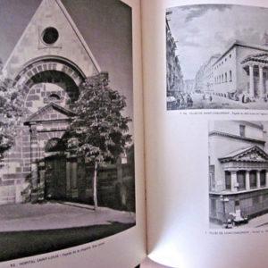 Églises Parisiennes actuelles et disparues par Yvan Christ – Éditions «TEL» – 1947 –