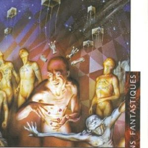 Axis Mundi Tome 1 – Charles Aïvar – Horizons Fantastiques – Éditions Nestivenen –