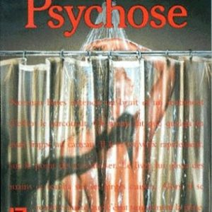 Psychose Tome 1 – Robert Bloch – Collection Terreur – Presses Pocket –