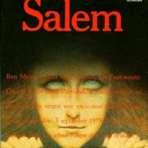 Salem – Stephen King – Collection Terreur – Pocket –