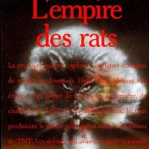 L'empire des rats – James Herbert – Collection Terreur – Presses Pocket –