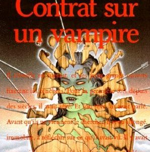 Contrat sur un vampire – G. Reeves-Stevens – Collection Terreur – Pocket –
