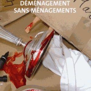 Déménagement sans ménagements – Raphaël Majan – P.O.L.