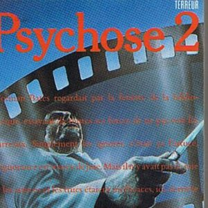 Psychose Tome 2 – Robert Bloch – Collection Terreur – Presses Pocket –