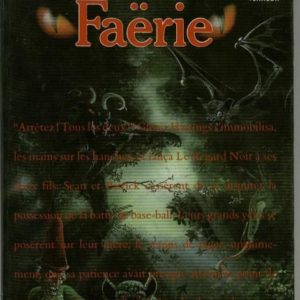 Faërie – Raymond Feist – Collection Terreur – Presses Pocket –