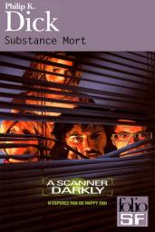 Substance Mort – Philip K. Dick – Folio SF –