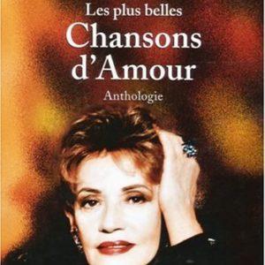Jeanne Moreau – Les plus belles chansons d'amour – Anthologie – Albin Michel –