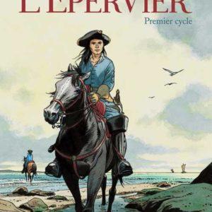 L'épervier – Premier Cycle – Les intégrales – Pellerin – Repérages – Dupuis – 2005 –
