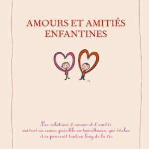 Amours et amitiés enfantines – Simone Gerber – Marabout –