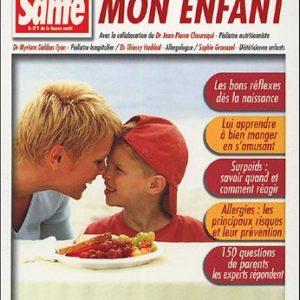 Bien nourrir mon enfant – Guides Top Santé – Collectif – éditions Télémaque –