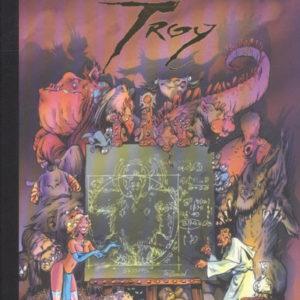 Encyclopédie Anarchique du Monde de Troy : Volume Tierce Bestière – Arleston – Mourier – Tarquin – E.O. 2003 – Éditions Soleil –