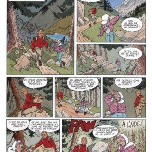 Double M Tome 1 : Le trésor des chartreux – Roman – Meynet – Planète BD – Dargaud – D.L. Avril 1995 –