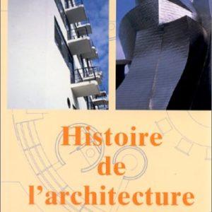 Histoire de l'architecture du XXe siècle – Jürgen Tietz – Könemann – 1999 –