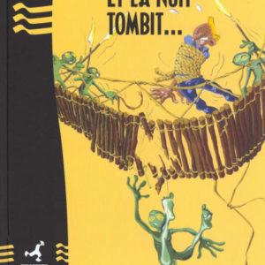 Et la nuit tombait… – Arnaud Floc'h – Éditions Triskel – DL Avril 2000 –