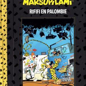Marsupilami, Rififi en Palombie – Franquin – Batem & Adam – Hachette – Marsu-Productions – D.L. Mai 2014 –