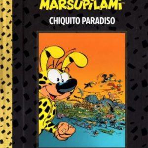 Marsupilami, Chiquito Paradiso – Franquin – Batem & Colman – Hachette – Marsu productions – D.L. Octobre 2014 –