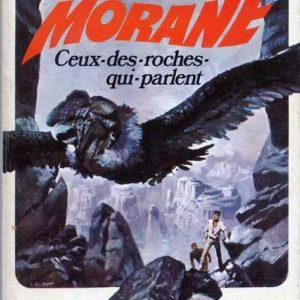 Bob Morane : Ceux-des-roches-qui-parlent – Henri Vernes – Pocket Marabout – E.O. 1972 –