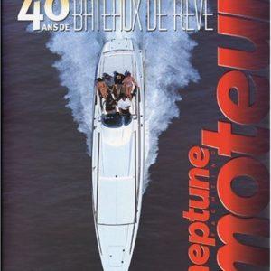 40 ans de bateaux de rêve – Alain Brousse – Éditions Michel Lafon – 2002 –