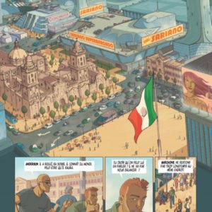 Cyclopes Tome 3 : Le Rebelle – De Meyere & Matz – Éditions Casterman – Achevé d'imprimer décembre 2009 – D.L. Janvier 2010 –