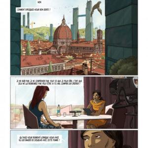 Cyclopes Tome 4 – Le guerrier – De Meyere & Matz – Éditions Casterman – Achevé d'imprimer Décembre 2010 – D.L. Janvier 2011 –