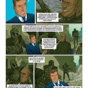 Cyclopes Tome 2 : Le Héros – Jacamon & Matz – Casterman – D.L. Janvier 2010 –