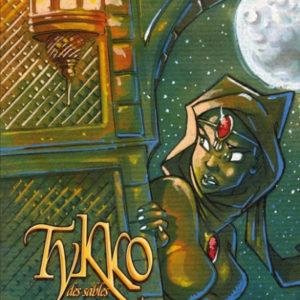 Légende de Troy – Tykko des sables Tome 2 : La cité engloutie – Arleston – Melanyn – Keramidas – Tirage Limité 1500 exemplaires – D.L. Janvier 2010 – Éditions Soleil –