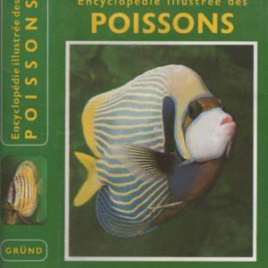 Encyclopédie illustrée des poissons – Collectif – 1973 – Éditions Gründ –