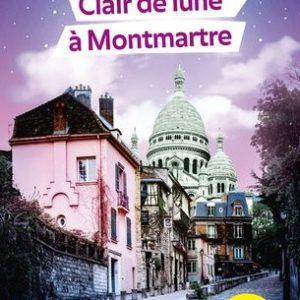 Clair de Lune à Montmartre – Les enquêtes du Commissaire Léon –  Nadine Monfils – Pocket –  Octobre 2017 –